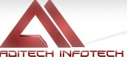Logo for Aditech Biometric Security Systems