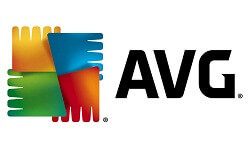 logo for AVG Antivirus