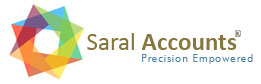 Logo for Saral Accounts