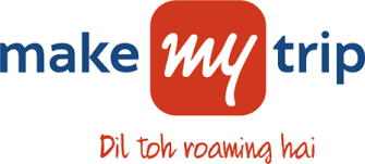 logo for MakeMyTrip