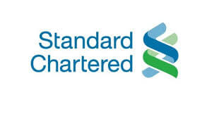 Logo for Standard Chartered Bank