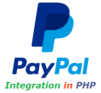 Logo for PayPal Payment Gateway