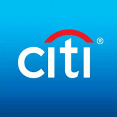 Logo for Citibank