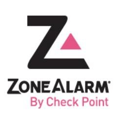 Logo for ZoneAlarm