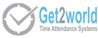 Logo for Get2world - Biometric Attendance