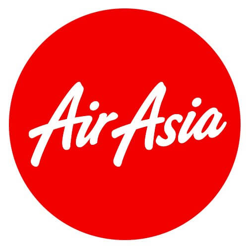 logo for AirAsia