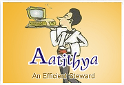 Logo for Aatithya HMS