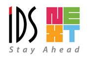 logo for IDS Next Hotel ERP